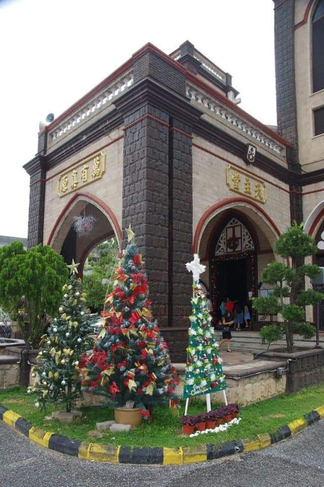 Christmas at SMC in year 2019